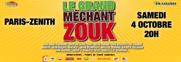 PACK GRAND MECHANT ZOUK