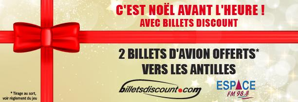 BILLETSDISCOUNT - NOEL