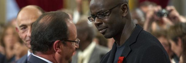Interview de Lilian Thuram